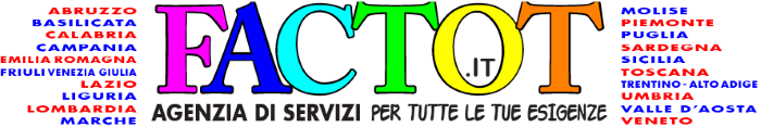 Testata Factot